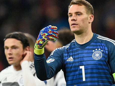 """DFB-Team: Neuer markiert Revier: """"Darauf habe ich gewartet"""""""