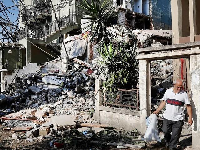 """Explosion in Beirut: """"Der Schock wird in Wut umschlagen"""""""