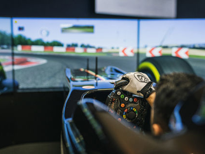 Racing Unleashed: Vorschau 2021 eSport mit Formel-1-Feeling