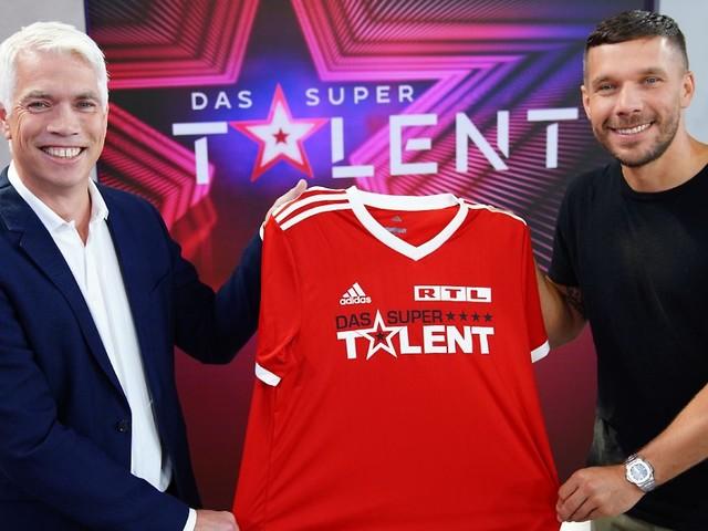 Transferhammer: Lukas Podolski wechselt zu RTL