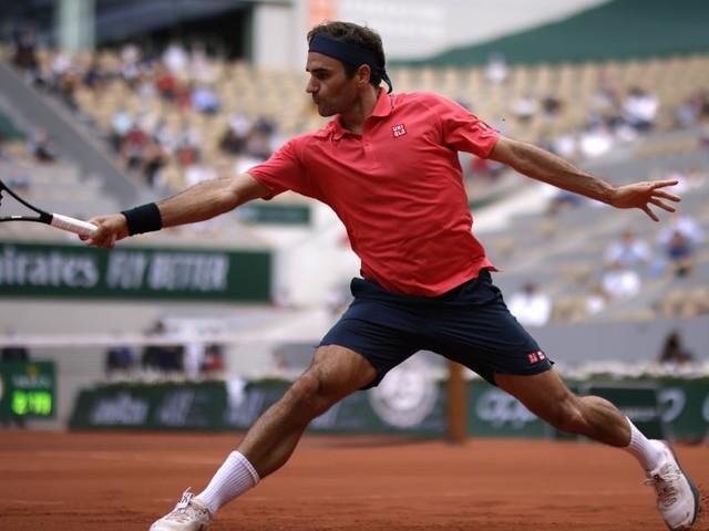Die Tennis-Altstars Federer und Williams: Ein Duo für die Ewigkeit