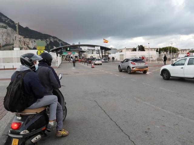 Gibraltar: Ein Felsen als Brexit-Stolperstein