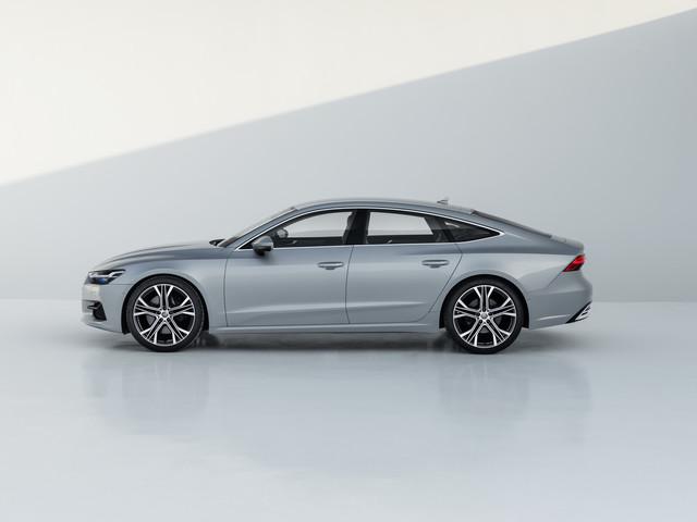 Luxus-Coupé: Der neue Audi A7 Sportback
