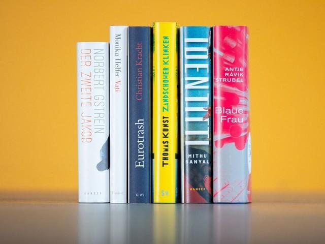 Deutscher Buchpreis 2021: 3:0 für den Hanser-Verlag