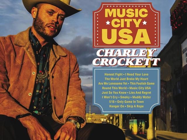 Review: Charley Crockett :: Music City USA