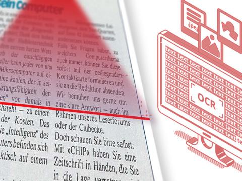 Gratis OCR-Programme: Die besten Tools zur Texterkennung in PDFs