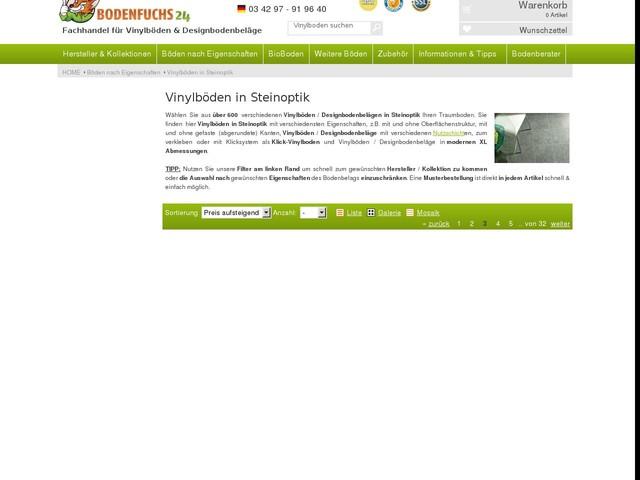 Vinylboden / Designbodenbelag in Steinoptik   hier g?nstig online kaufen   Fliese   Onlineshop   Fachh?ndler, Seite 3