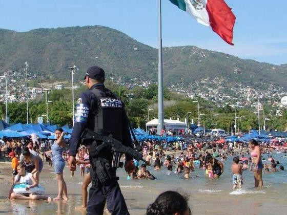 Mexiko wird zunehmend unsicherer