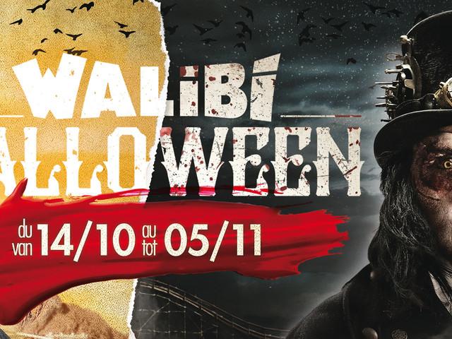 Walibi Belgium: Halloween 2017 mit neuem Horror-Haus und weiteren Neuheiten