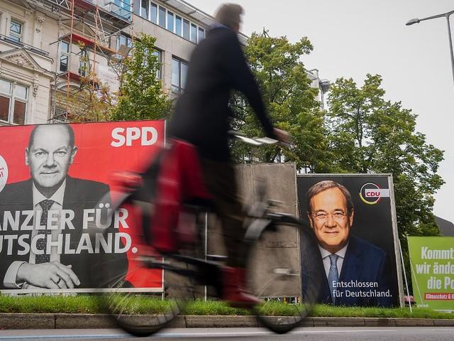 RTL/ntv-Trendbarometer: Union kommt SPD nicht näher