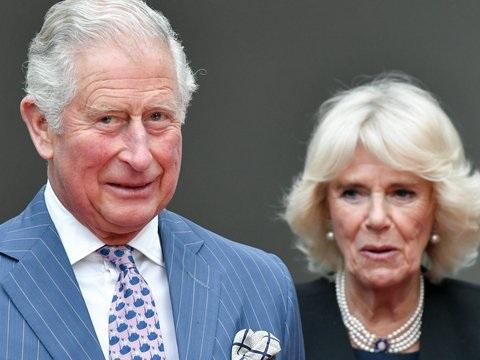 Royaler Besuch: Prinz Charles und Camilla zum Volkstrauertag in Berlin