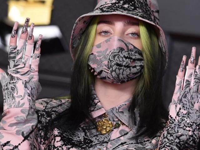 Popstar: Billie Eilish begeistert mit Cover für britische «Vogue»