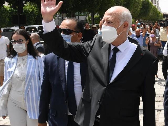 Tunesiens Präsident verlängert Aussetzung des Parlaments
