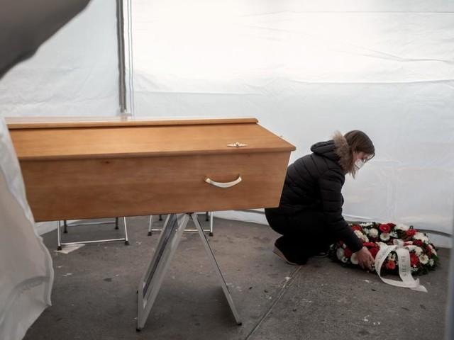 Corona: Sterblichkeit in EU noch immer höher als vor Pandemie