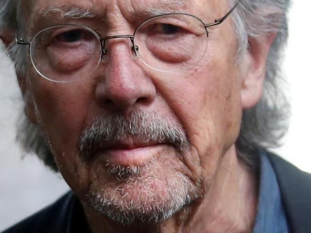 """""""Stellt mir nicht solche Fragen"""": Peter Handke bricht Journalistengespräch ab"""