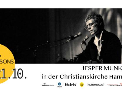 Ticketverlosung: Jesper Munk
