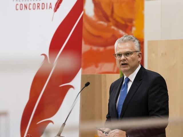 """Concordia-Preisträger Bornemann: """"ORF darf nicht durch parteipolitische Interessen ruiniert werden"""""""