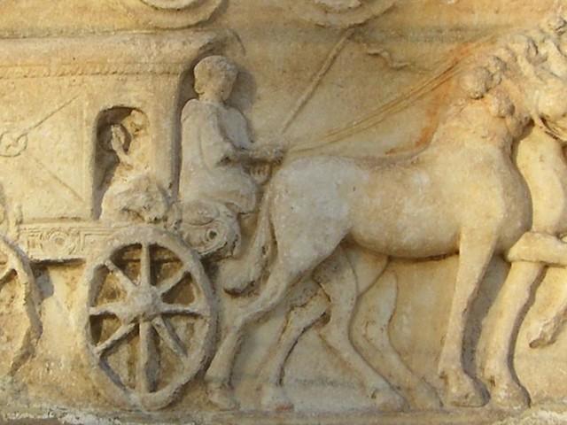 Römische Handelsstraßen sollen als Simulation wieder auferstehen