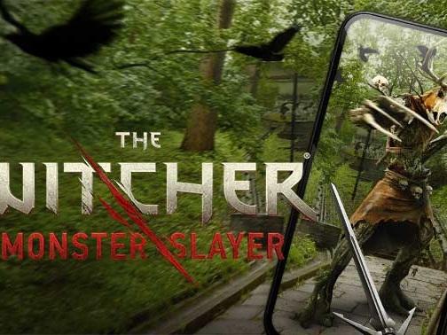 The Witcher – Monster Slayer: Neues AR-Spiel jetzt verfügbar