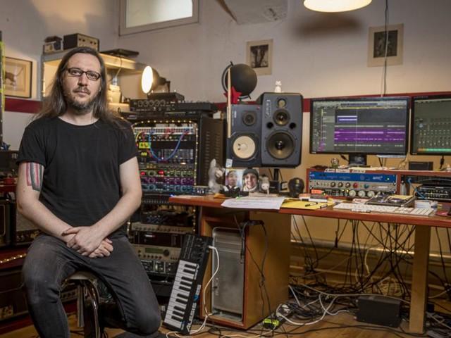 """Musik-Produzent Zebo Adam: """"Unser Job ist, Emotionen einzufangen"""""""