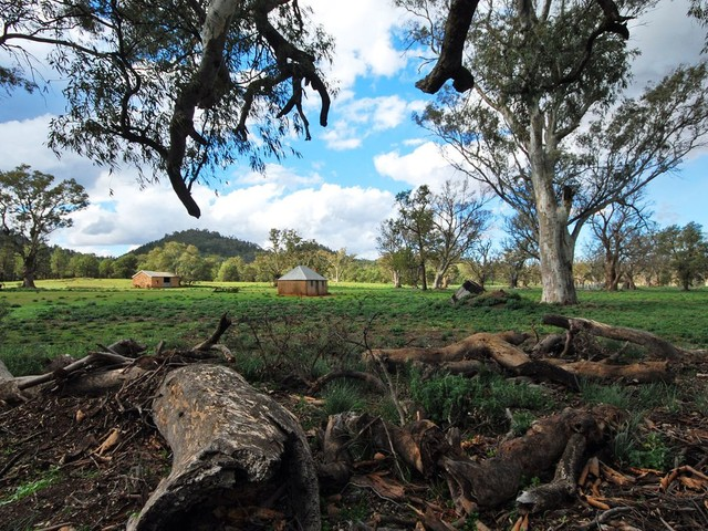 Flinders Range: 500 Millionen Jahre Einsamkeit - eine Reise in die Bergwelt Südaustraliens