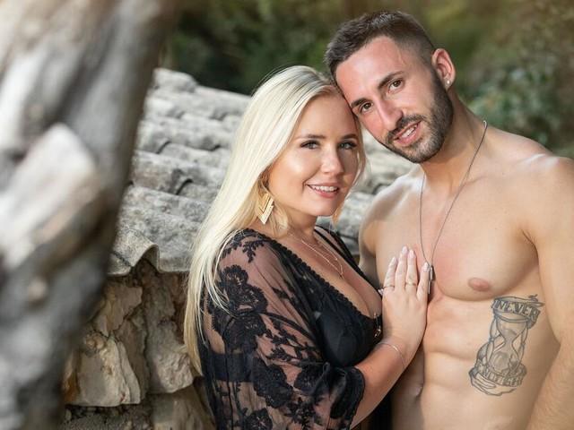"""Liebestalk: Hatte Fabio nach """"Temptation Island"""" eine Affäre?"""