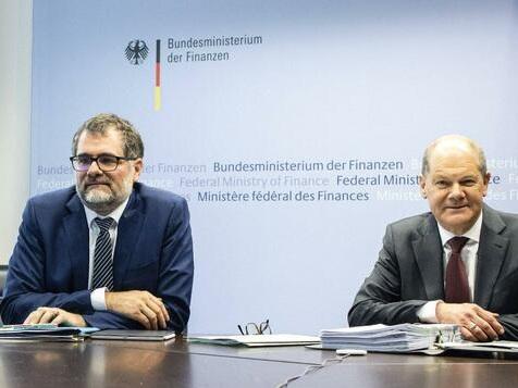 Staatsanwaltschaft ermittelt gegen Finanz-Staatssekretär Schmidt