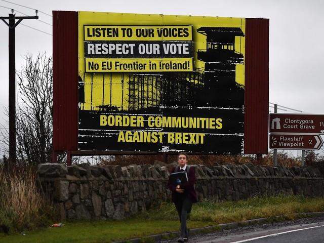 Brexit-Abkommen: Irland lehnt Kompromisse im Grenzstreit ab