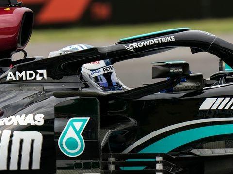 Formel 1: Bottas im ersten Training in Sotschi vor Hamilton