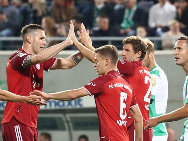 6. Spieltag: FC Bayern gewinnt ohne «Glanzleistung» in Fürth