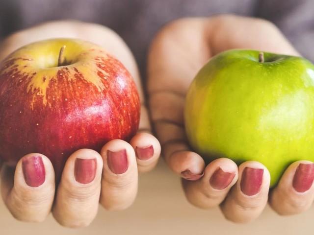 Warum die ersten Äpfel jetzt schon reif sind