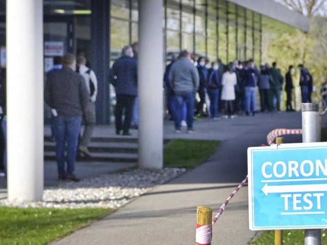 Vorstoß der Gemeinden: Wer nicht geimpft ist, soll Tests zahlen