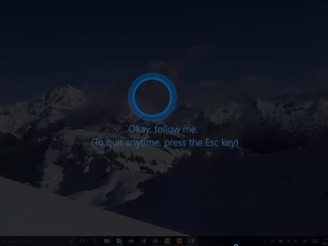 Sackgasse in Windows gefunden? Cortana holt einen raus