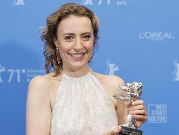 Berlinale: Maren Eggert mit dem Silbernen Bären ausgezeichnet