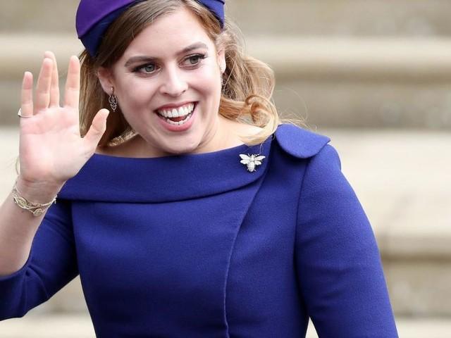 Neue Regel: Prinzessin Beatrice schreibt royale Geschichte