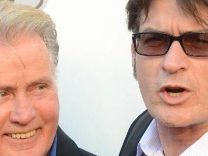 """Martin Sheen: """"Es ist ein Wunder, dass Charlie gesund ist"""""""