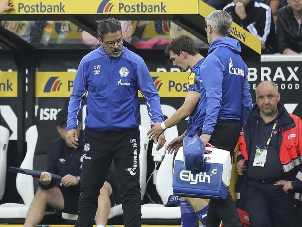 Schalke 04: Schalke-Trainer David Wagner nimmt Benito Raman in Schutz