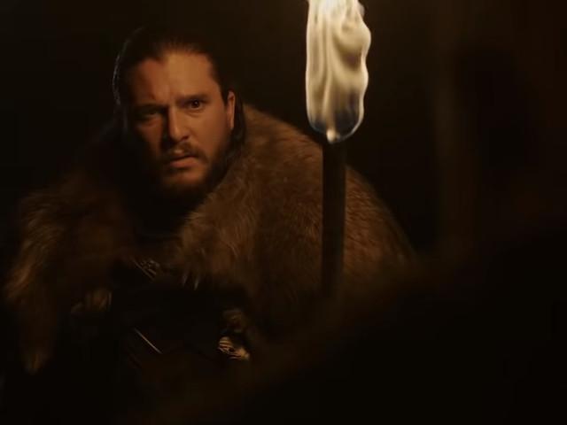 """""""Game of Thrones""""-Star Kit Harington hat seine Jon-Statue aus Staffel 8 behalten"""