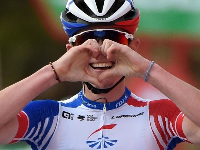 Vuelta: Gaudu gewinnt die elfte Etappe, Roglic bleibt in Rot