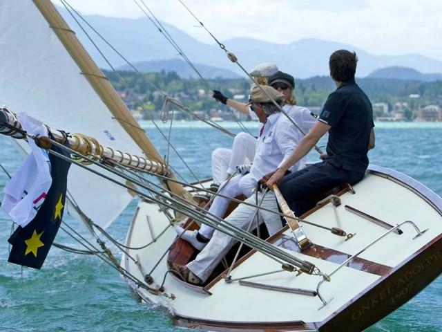 Luxus auf dem Wasser: Historische Segelboote am Wörthersee