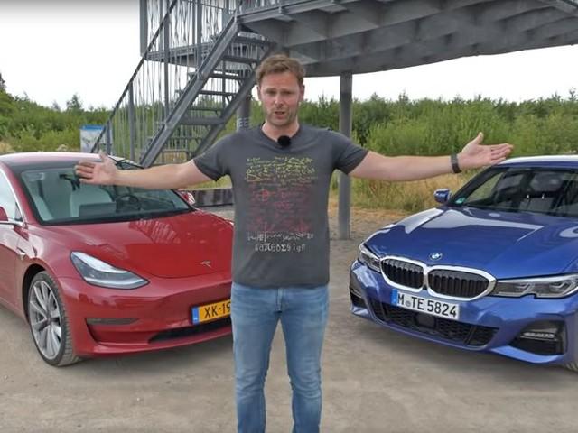 Tesla Model 3 Performance gegen BMW 330i M Sport: Gleicher Preis, zwei Welten