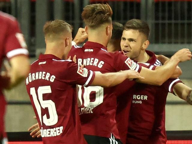 Traumhaftes Debüt bei Nürnbergs Joker-Sieg