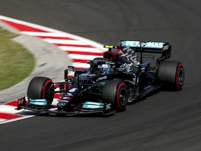 Formel 1: Valtteri Bottas, Mercedes Hat Bottas sich ins Mercedes-Aus gekegelt?