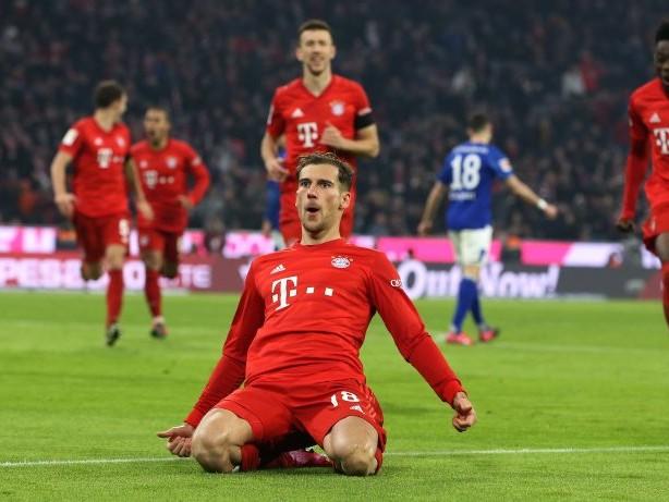 FC Schalke 04: So verteidigt Leon Goretzka den Jubel vor den Schalke-Fans