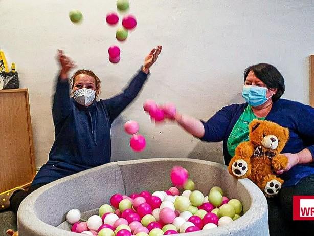 """Großtagespflege: Berlebürgerchen: """"Kindern Liebe zu geben, ist das Schönste"""""""