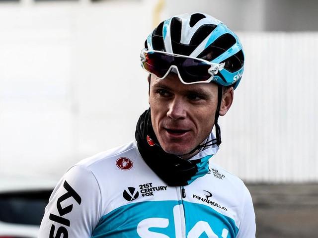 Nach Sturz von Rad-Profi Chris Froome: Teamchef gibt Details bekannt