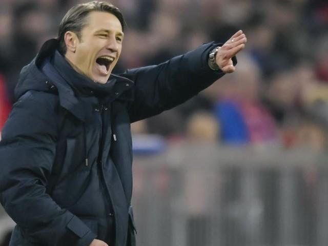 FCB-Trainer Niko Kovac verabschiedet sich von der Rotation