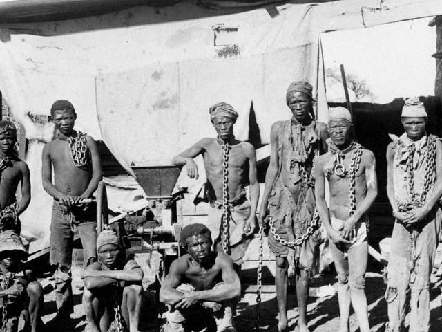 Kolonialzeit: Als Deutschland in Afrika Massenmord verübte