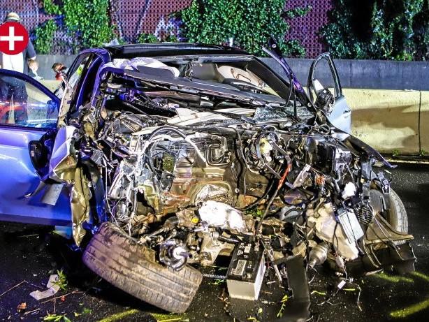 Straßenverkehr: Fünf Iserlohner bei illegalem Rennen auf der A 46 verletzt