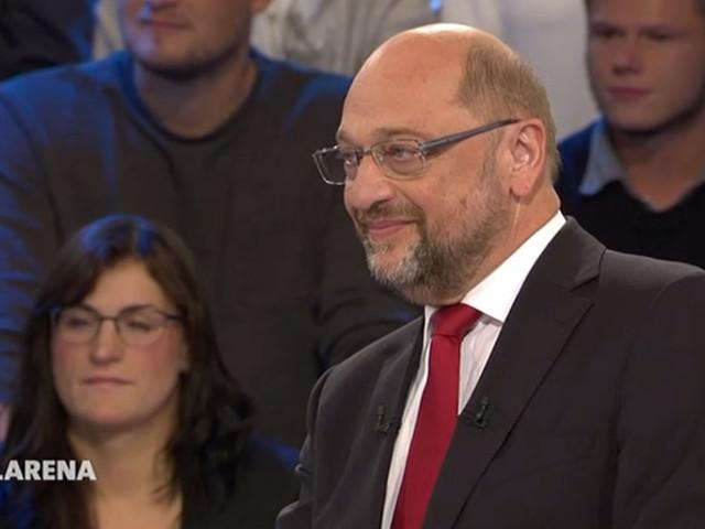 """ARD-""""Wahlarena"""" mit Martin Schulz im Live-Ticker - SPD-Kanzlerkandidat stellt sich den Fragen von 150 Bürgern"""
